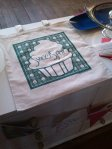 The Sweet Spot reusable canvas bag