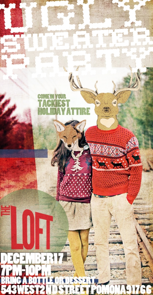 UGLY SWEATER PARTY 2013
