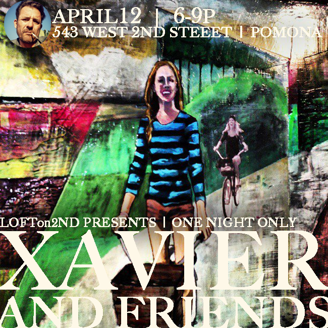 XAVIER AND FRIENDS
