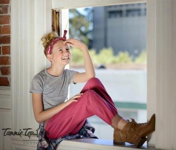 PhotoShoot: Tammie TerVeen | Model: Alexa H. with Zuri Models