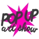 pop up art show